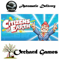 Citizens of Earth : PC :  Steam Digital : Auto Delivery