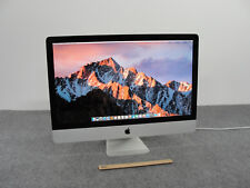 "Apple 27"" iMac (MD063LL/A) Desktop w/ i7-2600, 1.0TB HDD. 8GB RAM, & High Sierra"