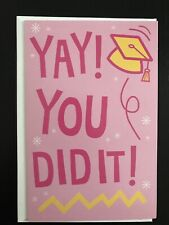 Graduation Card For Girl - Funny