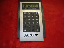 Aurora Basic 8-Digit Calculator no cover