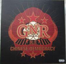 Guns N Roses: Chinese Democracy - CD, T Shirt, Bandana, Portachiavi, Toppa, Fibb