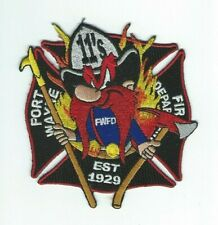INDIANA - Fort Wayne Fire Department Station 11 patch