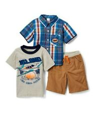 Kids Blue Tee and Shorts Set NWT 2T
