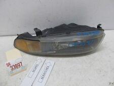 99 00 01 GALANT RIGHT PASSENGER FRONT HEADLIGHT HEAD LIGHT LAMP OEM USED FADED