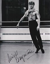 Mikhail Baryshnikov ++ Autograph ++ Михаил Николаевич Барышников ++ Autogramm