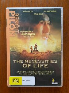 The Necessities Of Life DVD Region All LIKE NEW