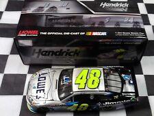 Jimmie Johnson #48 JJ Foundation Lowe's 2011 Impala 1:24 Action NIB NASCAR
