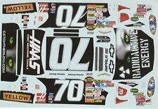 #70 Johnny Sauter Radioactive Energy 2007 1/24th - 1/25th Scale Decals