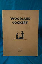 Woodland Cookery Girl Scouts 1932