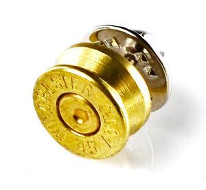 Bullet Lapel Pin - QHG4