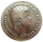 NAPOLI-Due Sicilie (Ferdinando II) 2 Tornesi 1843