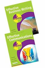 Effective Business Writing & Effective Communications in easy steps - OFFER