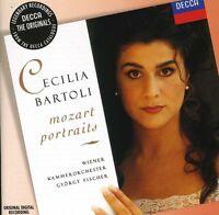 Cecilia Bartoli - Mozart Portrait [New CD] Rmst