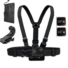 GoPro Chesty (Chest Harness) free stickers bag adapter (no Gopro camera) generic