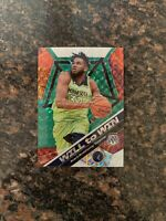2019-20 Panini Mosaic Basketball Karl Anthony Towns Will To Win Mosaic Green