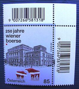 250 Jahre Wiener Börse - Österreich SM Mai 2021**