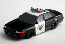 AFX RACING Highway Patrol #848 MEGA G+ SLOT CAR