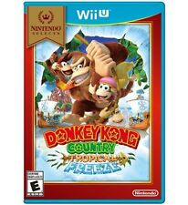 Donkey Kong Country 2 Tropical Freeze Nintendo Wii U kids video game wiiu