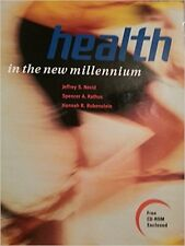 Health in the New Millennium Paperback text &  CD Jeffrey S. Nevid & others