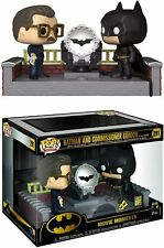 FUNKO Pop Movie Moments - Batman Begins;291: Batman And Commissioner Gordon