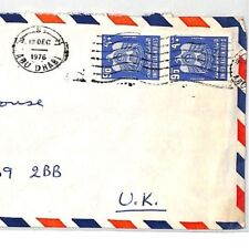 CF109 1976 UAE *Abu Dhabi* Commercial Air Mail Devon {samwells-covers}