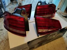 VW Passat B8 15-17 O/S Light Outer LED Estate L&R Side -  HELLA Lights rear