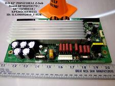 """ILO 42"""" PDP4210EA1 Z-Sub Board 6870QZE017D / 6871QZH041B / KP4205CK030153"""