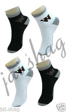 4 Pairs Men's Free Size Athletic Ankle Length Socks (Loafer Style Socks)