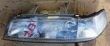 JDM 6568 HEADLIGHT (PLASTIC LENS) HONDA CIVIC EF2 SH4 MODEL 1987 91 FRONT LEFT
