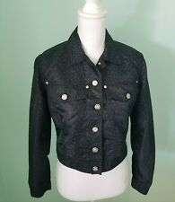 Versace Jeans Signature Women's Jacket Size Extra Small