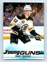 2019-20 Upper Deck Young Guns Trent Frederic RC #472