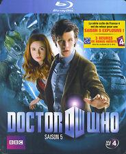 Doctor Who : season 5 (5 Blu-ray)