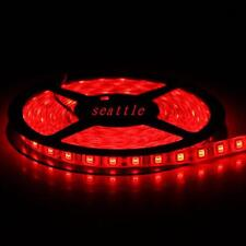 5M Red LED Strip Light 5050 SMD Waterproof 300 Leds Tape 60led/m 12V Lamp 16.4ft