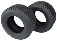 Set of 2 - 16X6.50-8 4 Ply Turf Tires for Lawn & Garden Mower 16x6.5-8