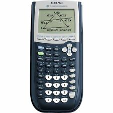 Texas Instruments TI84 PLUS Graphic Calculator with USB Technology - 84PLTBL2E7
