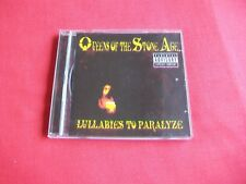 QUEENS OF THE STONE AGE - LULLABIES TO PARALYZE - CD - 2005 - VERY GOOD COND.