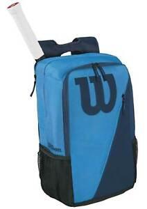 Wilson MATCH III Backpack blau - Tennis Rucksack