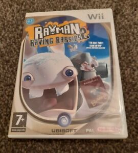 Rayman Raving Rabbids 2 for Nintendo Wii
