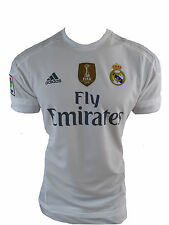 Adidas real madrid camiseta WC Weiss talla m