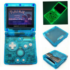 Nightlight Game Boy Advance SP Console AGS 001 Front light LCD GBA SP-Clear Blue