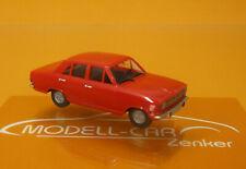 Wiking 079004 Opel Kadett B verkehrsrot 1:87