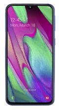 Samsung Galaxy A40 - 64GB - Azul (Libre) (Doble ranura SIM)