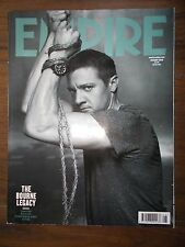 EMPIRE FILM MAGAZINE No 278 AUGUST 2012 BOURNE LEGACY LIMITED EDITION COVER