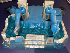 Eternia Tower Base & Arms MOTU He-Man, Two Floors And Alien Cut Out Lot
