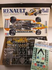 Tamiya 12026 - Renault Re 20 Turbo - OVP 1:12