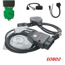 ECU Diagnostic Cable Programmer Remap Flasher Tunning  Multi-Language Car EOBD