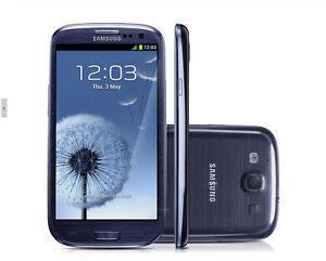 S3 Original Unlocked Samsung Galaxy S3 SIII i9300 3G Wifi Android Smartphone