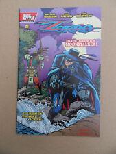 Zorro  (TV) 5 . Lady Rawhide App . Topps 1994 . VF - minus