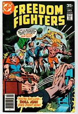 FREEDON FIGHTERS #12 - VF/NM 1978 Vintage DC Comic