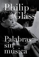 Palabras Sin Musica (Hardback or Cased Book)